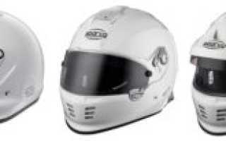 Шлем для автоспорта