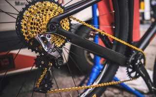 Прокачка велосипеда