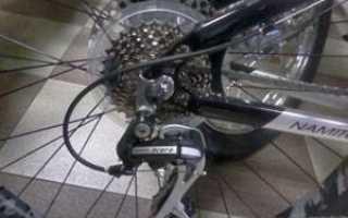 Как настраивать скорости на велосипеде