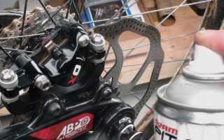 Скрипят дисковые тормоза на велосипеде при торможении