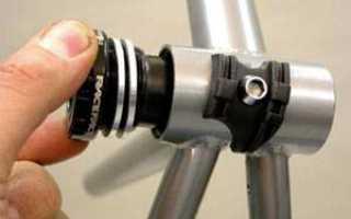 Что такое каретка на велосипеде