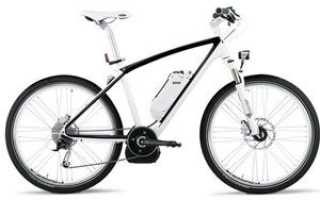 Велосипед на электротяге