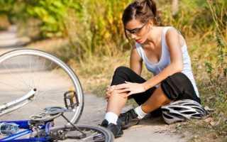 Болят ноги после велосипеда