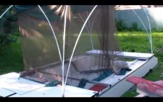 Поплавки для катамарана