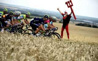 Средняя скорость велосипедиста на тур де франс