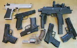 Лучший страйкбольный пистолет