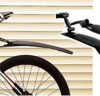 Велосипедные крылья