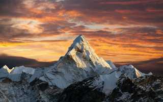 Горы самые известные
