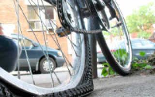 Как правильно заклеить камеру велосипеда