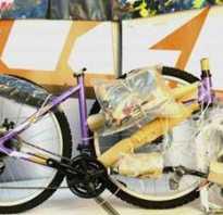 Габариты велосипеда