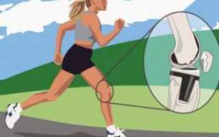 При езде на велосипеде болят колени