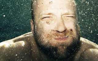 Рекорд под водой без воздуха