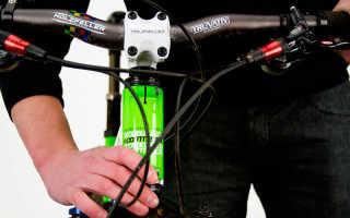 Как поднять руль на детском велосипеде stels