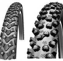 Шины для велосипеда зимние