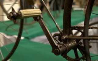 Прокруты на скоростном велосипеде