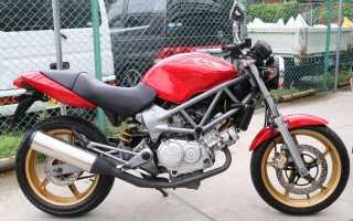 Первый мотоцикл для новичка