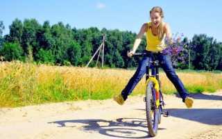 Сколько надо кататься на велосипеде чтобы похудеть