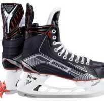 Коньки для хоккея с шайбой