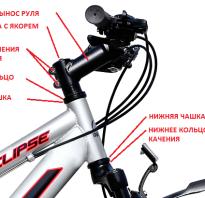 Как поднять руль на детском велосипеде