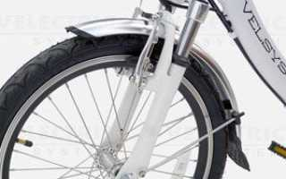 Как отрегулировать вилку на велосипеде