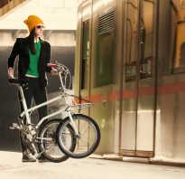 Правила проезда в метро с велосипедом