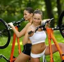 Как правильно выбрать велосипед для женщины