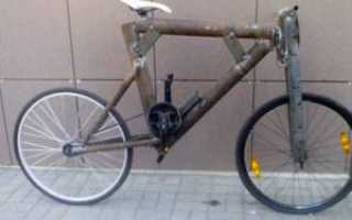 Самоделки для велосипеда своими руками