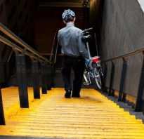 Провоз велосипеда в метро
