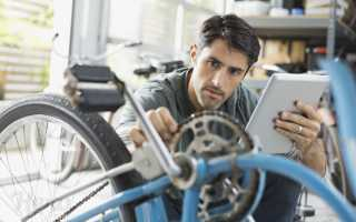 Настройка велосипеда своими руками
