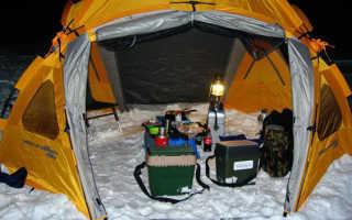 Обогреватель газовый инфракрасный керамический для палатки