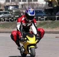 Мотоцикл для города