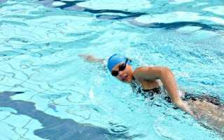 Вольный стиль плавания это