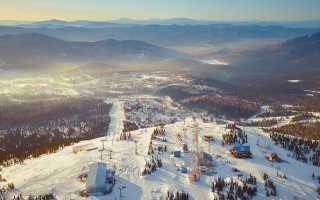 Шерегеш горнолыжный курорт где находится
