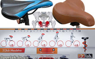 Как отрегулировать седло на велосипеде
