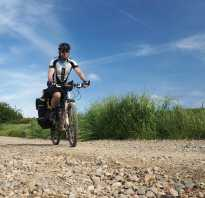 50 км на велосипеде