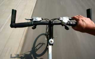 Как подтянуть тормоза на скоростном велосипеде