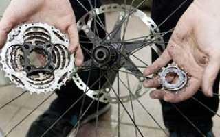 Съемник для звездочки велосипеда