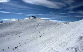 Универсальный горнолыжник
