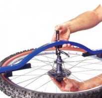 Как правильно натягивать спицы на велосипеде