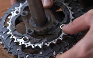 Как снять педали с велосипеда без съемника