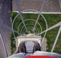 Фобия боязнь высоты