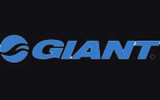 Giant велосипеды страна производитель