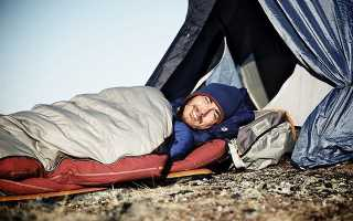 Спальный мешок какой лучше
