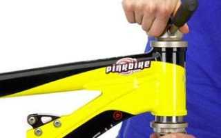 Интегрированная рулевая колонка велосипеда