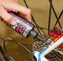 Чем смазывать цепь горного велосипеда
