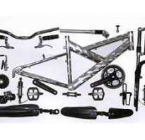 Собрать велосипед онлайн